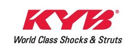 KYB KIT 4 FRONT & REAR shocks / struts 1988 - 92 MAZDA MX6 (Exc. Electronically-Adjustable Suspension)