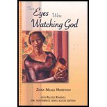 Their Eyes Were Watching God (05) by Hurston, Zora Neale [Hardcover (2004)]