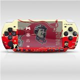 Chairman Mao Decorative Protector Skin Decal Sticker for PSP-3000, Item No.0858-80