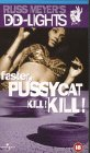 Faster Pussycat Kill...Kill - Russ Meyer's DD-Lights 10 [1966] [VHS]