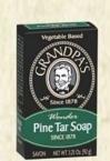 Grandpa'S - Soap Pine Tar - 3.25 Oz