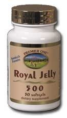 Premier One Royal Jelly 500Mg 90 Softgels