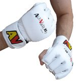 AV MMA Gloves v2.0, White, Size: Medium