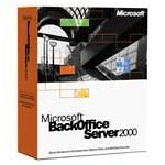 Microsoft BackOffice Server 2000 5 CAL (Full Retail Box)