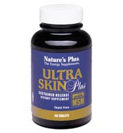 Nature'S Plus - Ultra Skin Plus S/R Tablets 60
