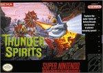 echange, troc Thunder spirits - Super Nintendo - US