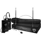 Nady Encore2-Lt A 1-Channel Digitru Diversity Vhf Wireless Microphone System With Hand-Held Mic And Frequency A, 171.905Mhz