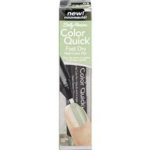 Sally Hansen Nail Color Pen, Fast Dry, Color Quick, Green Chrome 03
