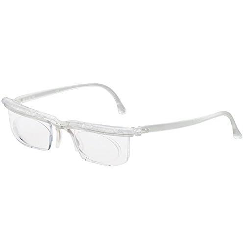 アドレンズ 度数調節老眼鏡 スペアペア 遠近・老眼対応 クリア EM02-NA