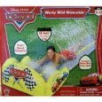 Slip d Slide:Disney Cars crazy Waterslide slide and Slide