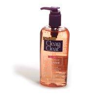 Clean & Clear Foaming Facial Cleanser, Oil-Free, 8 fl oz