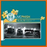 Live Phish Halloween 94 Cover