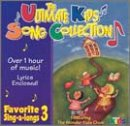 Favorite Sing-A-Longs 3: Ult Kids Song Coll