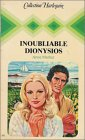 echange, troc Anne Mather - Inoubliable Dionysios : Collection : Harlequin collection n° 202