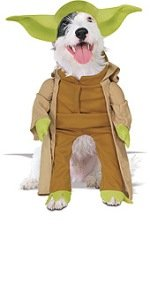 Star Wars Yoda Pet Costume Size Small