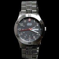 Wenger Men's Grenadier Swiss Military Watch Refurbished