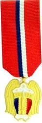 Philippine Liberation-MINI MEDAL