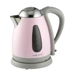 Morphy Richards Accents Kettle 43064 Powder Pink/Grey