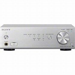 ソニー 【ハイレゾ音源対応】DSD対応USBプリメインアンプUDA-1 S(シルバー)