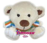 Dittoze Polar Bear Voice Recordable with a Virtual Game Website!
