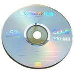 Fujifilm CD-R X50 Spindle (700MB 52X)