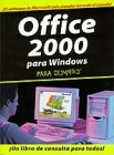 Office 2000 para Windows para Dummies (9580454310) by Wang, Y. Parker