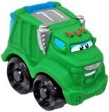 Tonka Chuck& Friends Classic Vehicle Rowdy The Garbage Truck
