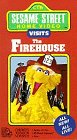 Sesame Street - Visits the Firehouse [VHS]