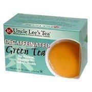 Tea,Green,Decaffeinated By Uncle Lee'S Tea - 20 Bag, 6 Pack