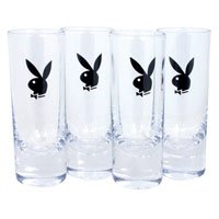 Playboy Shot Glasses