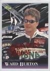 Ward Burton (Trading Card) 1996 Classic [???] #44 by Classic