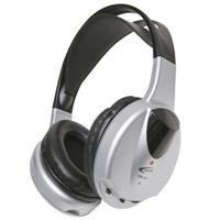 Califone Hir-Hp1 Infrared Stereo/Mono Wireless Headphones, 20Ft Transmission Range, 2.3 & 2.8Mhz Stereo Frequency