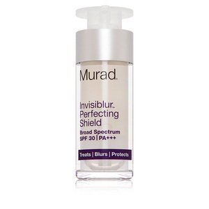 Murad Invisiblur Perfecting Shield Broad Spectrum SPF 30 Pa+++ Serum, 1.0 Ounce