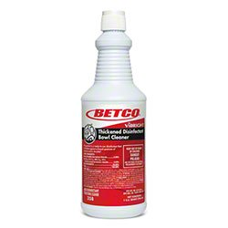 Betco® ViBrightTM Disinfectant Bowl Cleaner - Quarts, 12/case