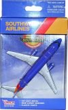Real Toys Southwest Airlines Single Plane
