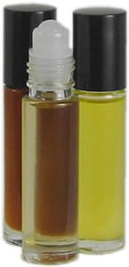 Dragon Amber Perfume Oil -- 1/3 oz Roller Bottle