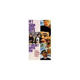 Pet Shop Boys- It Couldn't Happen Here [VHS]