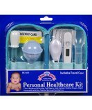 Baby King 7-Piece Healthcare Kit - mint, one size - 1