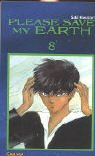 echange, troc Saki Hiwatari - Please Save My Earth 08.