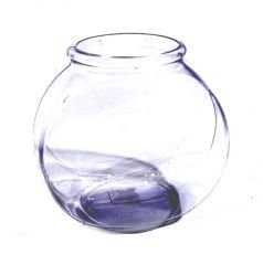 Plastic Fish Bowl - Drum - 2.5 gal.