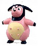 Pokemon Monster Collection AG # 241 Mirutanku (japan import)