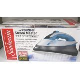 Sunbeam Turbo Steam Head Professional Iron