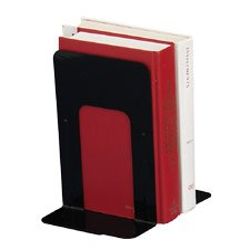 Sparco Products Book Supports W/Poly Base, 4-3/4x5-1/4x5, Black SPRBS210 - Buy Sparco Products Book Supports W/Poly Base, 4-3/4x5-1/4x5, Black SPRBS210 - Purchase Sparco Products Book Supports W/Poly Base, 4-3/4x5-1/4x5, Black SPRBS210 (Sparco, Office Products, Categories, Office Supplies, Desk Accessories, Bookends)