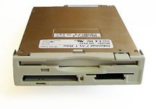 YE Data 7-in-1 Internal Floppy Drive & Solid State Card Reader USB