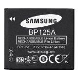 Samsung Camera Battery Q10 T10 M20 - Samsung IA-BP125A/EPP