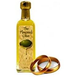 Wedding Favors, 10 Pack, Italian Herb Infused Olive Oil, Cold Pressed, December 2014