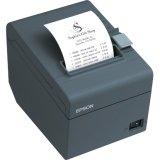 Epson ReadyPrint T20 Direct Thermal Printer - Monochrome - Desktop - Receipt Print