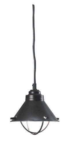 Kenroy Home 66342ORB Harbour 1-Light Mini Pendant, Oil Rubbed Bronze