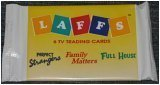 1991 Laffs (Full House, Perfect Strangers, Family Matters TV Shows) Trading Cards Pack (cards/pack)