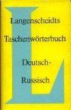 img - for Langenscheidts Taschenw rterbuch Deutsch-Russisch book / textbook / text book